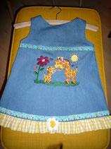 Jeanskleid Giraffe