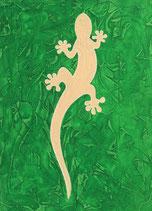 Geco Verde 30x40 cm
