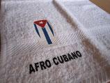 Serviette-éponge Afro Cubano pour salsero