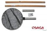 Osaga Koi-Kescher Rund