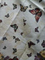 Гобеленовая скатерть (Бабочка)