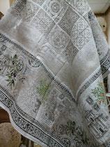 Гобеленовая скатерь ( Маслины)