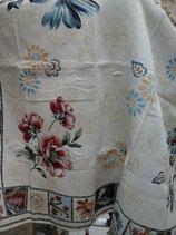 Гобеленовая скатерть (Цветы)