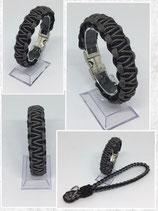 Armband Stitched Solomons Dragon