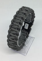 Paracord Armband Wide Cobra