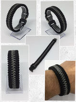 Paracord Armband - The Mated Snake