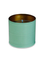 Living by Heart Outdoor Candle reseda green