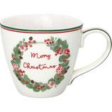 Mug Merry Christmas white