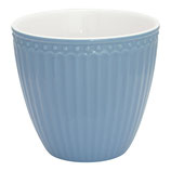Alice latte cup sky blue
