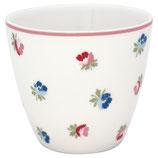 Latte Cup Viola white