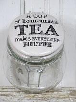 Weckpotje Tea
