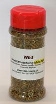 Wild (ohne Salz)