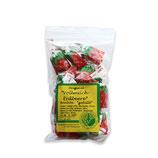 Vollmilch Erdbeere - Bonbon, gefüllt