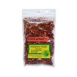 Chili Jalapeno rot - geschroten