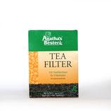 Teefiltertüten für Teekannen
