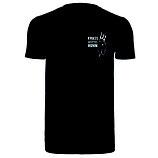 """Shirt """"Krass wichtiges Huhn"""" in schwarz, oliv oder grau"""