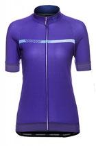 Verge Sport Damen Prime purple Trikot kurzarm im RELAXED CUT