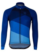 "Verge Sport Herren Flight Jacke ""Blue Edition"" langarm"