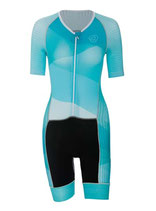 Verge Sport Speed Damen Triathlonanzug kurzarm