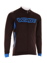 "Verge Sport Herren Flight Jacke ""Black Fighter"""