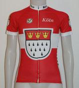 """Aitos Radtrikot """"Wappen von Köln"""" Unisex"""