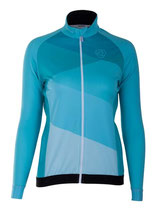 "Verge Sport Damen Aero-Therm Jacke ""Blue Edition"" langarm"