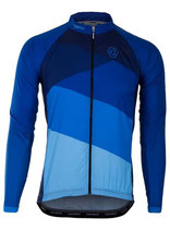 "Verge Sport Herren Flow Jacke ""Blue Edition"""