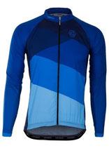 "Verge Sport Herren Flow Jacke ""Blue Edition"""