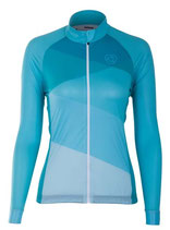 "Verge Sport Damen Flight Jacke ""Blue Edition"" langarm"