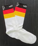 """Verge Sport  """"Deutschland Sonderedition"""" Socken schwarz"""
