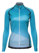 "Verge Sport Damen Flight Combo Jacke ""Blue Edition"""