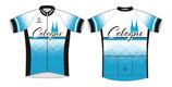 Verge Sport Core Radtrikot Cologne blue- black  Edition Herren im Relaxed-Cut