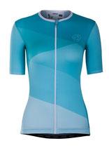 "Verge Sport Damen Speed Radtrikot ""Blue Edition"" kurzarm im Aero Cut"