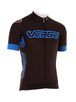 "Verge Sport Herren Elite Radtrikot ""Black Fighter"" kurzarm"