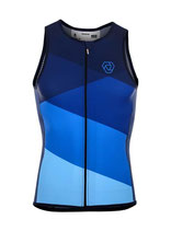 Verge Sport Speed Herren Triathlon Top kurzarm