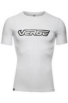"""Verge Sport Herren T-Shirt """"Logo"""" weiß"""