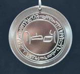 AMULETT ADON  Silber 925 Veredelt mit Glanzrhodium