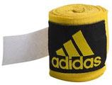 Adidas '' Boxbandagen'' 4,5 m gelb