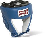 Paffen Sport ''Contest''Wettkampf Kopfschutz, blau mit und ohne DBV Marke