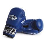 Wettkampfhandschuhe / blau, Green Hill ''Tiger''