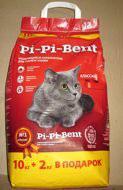 """Комкующийся. """"Pi-Pi-Bent"""" Классик.  10 кг. + 2 кг."""