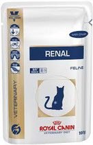 Renal Feline With Chicken (Ренал фелин c цыпленком), 0,1 кг