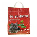 """Комкующийся. """"Pi-Pi-Bent"""" Сенсация свежести. П/эт пакет. 10 кг."""
