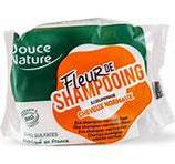 Fleur de Shampoo - Normales Haar - Festes Shampoo - DOUCE NATURE