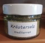 Kräutersalz Mediterran