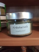 Kräutersalz traditionell, bio