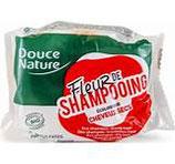 Fleur de Shampoo - trockenes Haar - Festes Shampoo - DOUCE NATURE