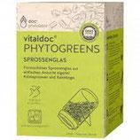 vitaldoc® PHYTOGREENS Sprossenglas