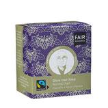Fair Squared - HAARSEIFE - Olive Normales Haar