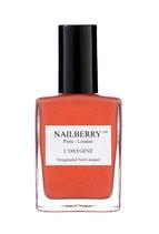 Nailberry Nagellack - DECADENCE 15 ml